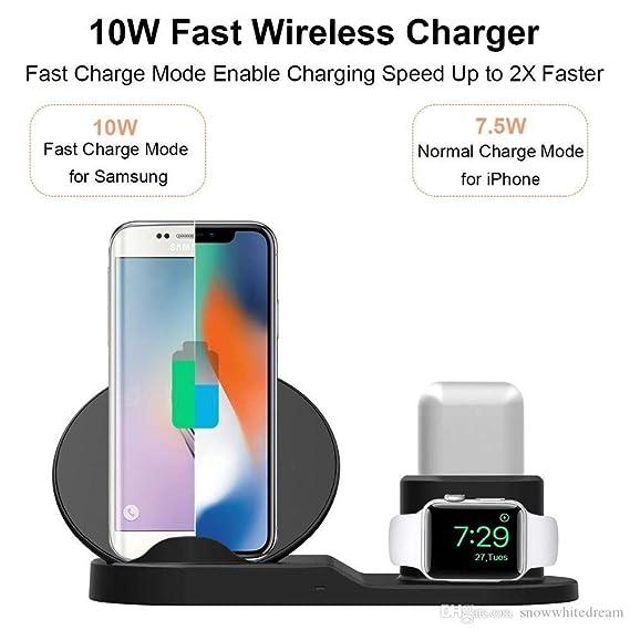 Amazon.com: Estación de carga para teléfono, reloj ...
