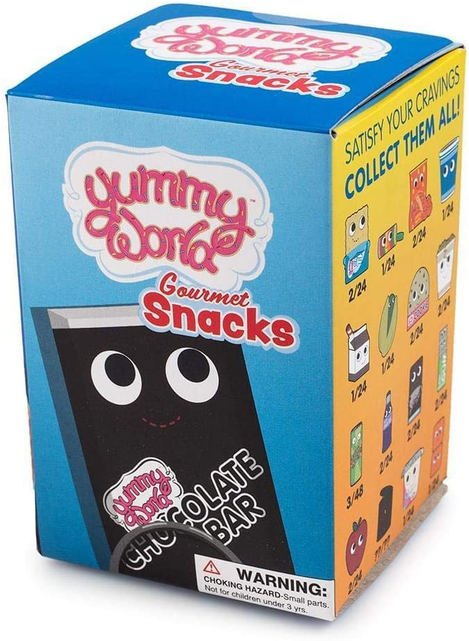 Kidrobot Yummy World Gourmet Snacks Blind Box Vinyl Figure