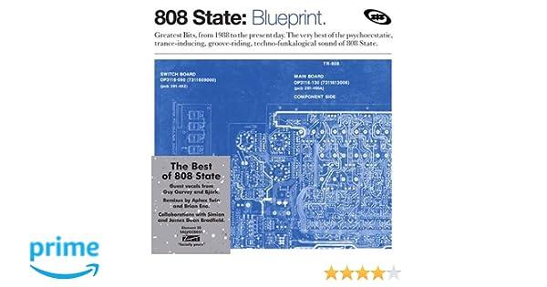 808 state blueprint the best of 808 state amazon music malvernweather Choice Image