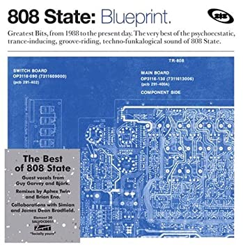 Blueprint the best of 808 state amazon music blueprint the best of 808 state malvernweather Gallery