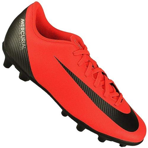 Nike Vapor 12 Club Cr7 FG/MG, Zapatillas de Fútbol para Hombre: Amazon.es: Zapatos y complementos