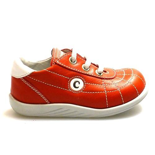 CHIQUITIN Zapatos Niño Outlet Deportivo con Cordón Rojo: Amazon.es: Zapatos y complementos