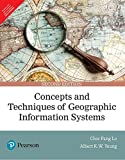 img - for Concepts And Techniques Of Geographic Information Systems book / textbook / text book