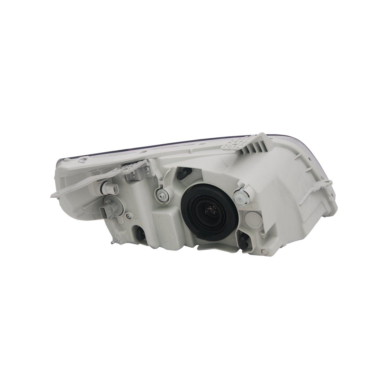 TYC 20-12730-00-1 Chevrolet Aveo5 Left Replacement Headlamp