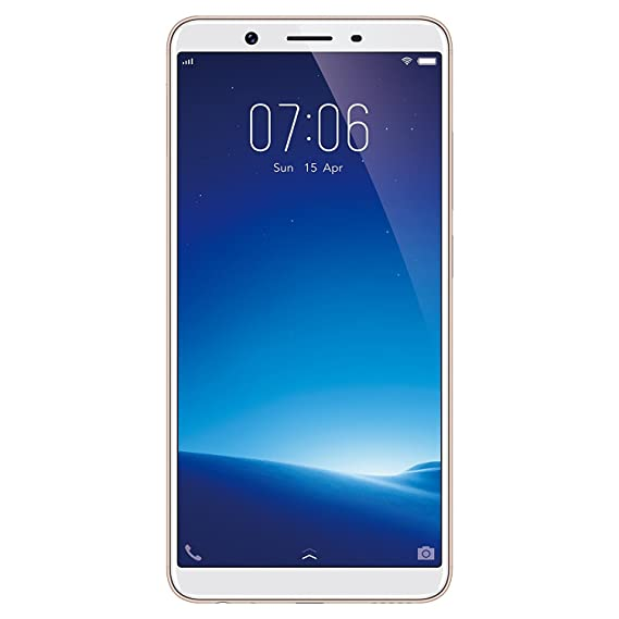 newest 5a456 08233 Vivo Y71 (Gold, 32GB) Without Offers