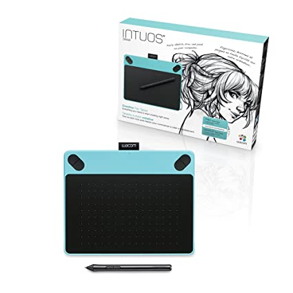 Buy Wacom Intuos Digital Drawing And Graphics Tablet: New Version ...