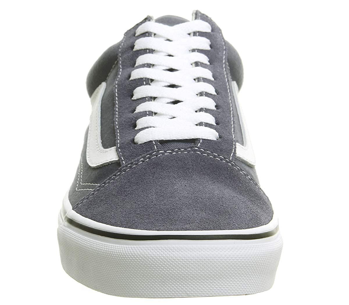 e78da207bdd Vans Old Skool Grisaille White - 4.5 UK  Amazon.co.uk  Shoes   Bags