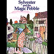 Sylvester & The Magic Pebble Audiobook by William Steig Narrated by Rex Robbins