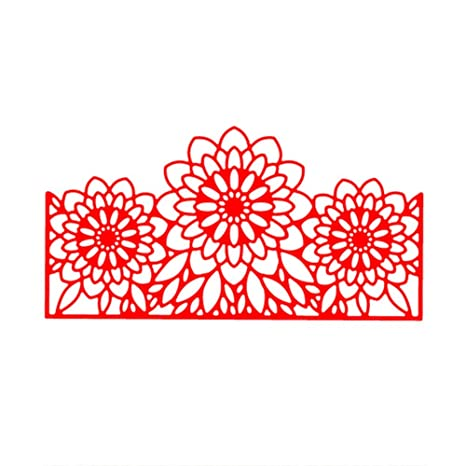 Corte de Metal muere she-love girasol flores muere corte plantilla para molde para DIY