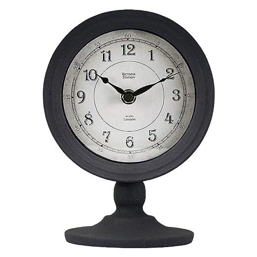 Reloj LWF Mesa para la Sala de Estar Decoración Habitaciones Baño ...
