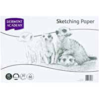 DERWENT(R) R31140F Academy Drawing PAD, A3 Portrait (80 Pages)