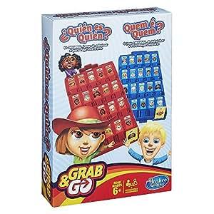 Games - Quien es quien Viaje (Hasbro B1204175)