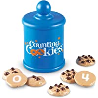 Learning Resources 13 Pieces Smart Counting Cookies
