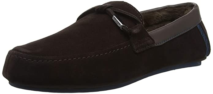 4e1a7a96f Ted Baker Men s Valcent Low-Top Slippers  Amazon.co.uk  Shoes   Bags