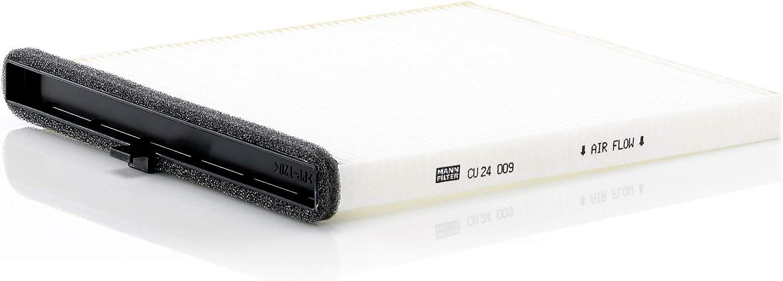 Original Mann Filter Innenraumfilter Cu 24 009 Für Pkw Auto