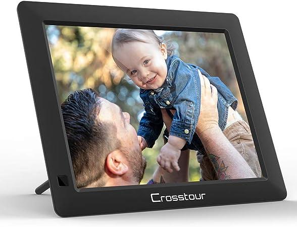 Digitaler Bilderrahmen 20 3 Cm Elektronischer Foto Elektronik