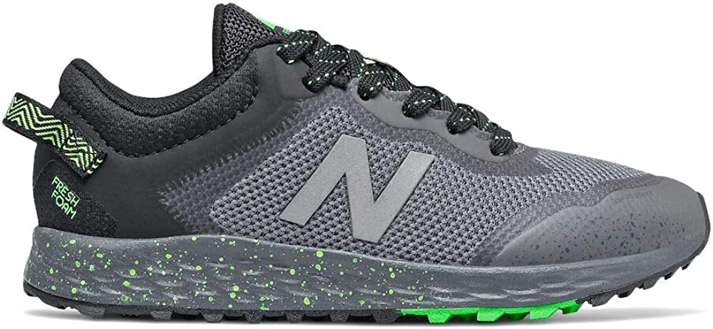 New Balance Kids Fresh Foam Arishi Trail V1 Lace-up Running Shoe