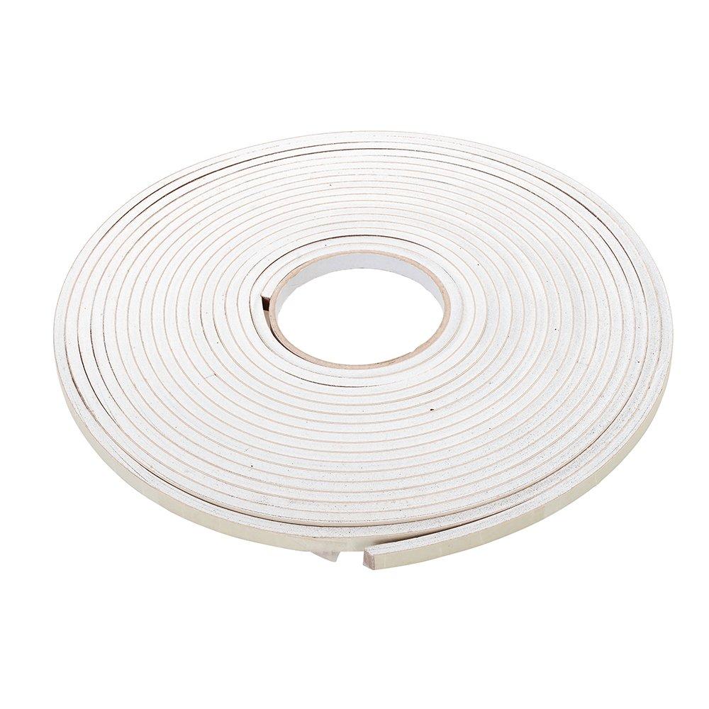 FIXMAN 792439 - Cinta adhesiva de sellado EVA (3-8 mm / 10,5 m, blanco)