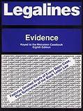 Legalines Evidence-Weinstein, Spectra, 0159000971