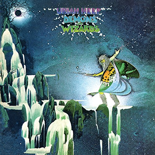 Uriah Heep - Demons and Wizards - (BMGCAT2CD58) - DELUXE EDITION - 2CD - FLAC - 2017 - WRE Download