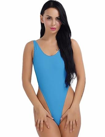 iiniim Traje de Baño de Una Pieza Bikini Conjunto para Mujer ...