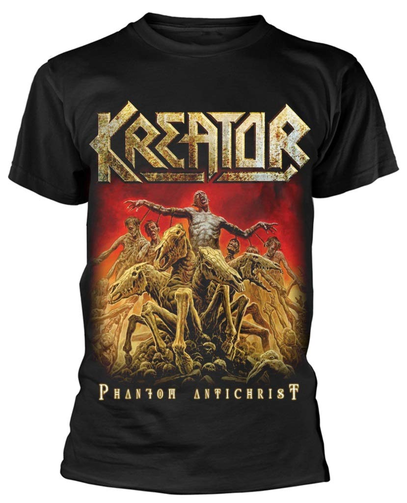 Kreator Phantom Antichrist Tshirt