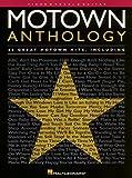 Motown Anthology: Piano, Vocal, Guitar