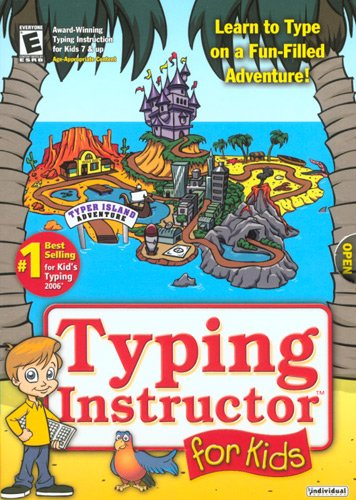 Typing Instructor For Kids Jewel Case