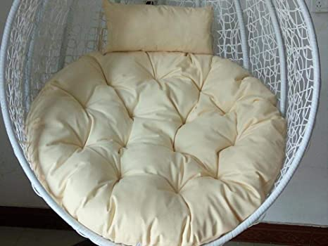 Kele cuscino rotondo sedia dondolo cuscino per sedie in vimini
