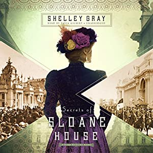 Secrets of Sloane House Audiobook