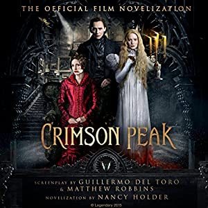 Crimson Peak Audiobook