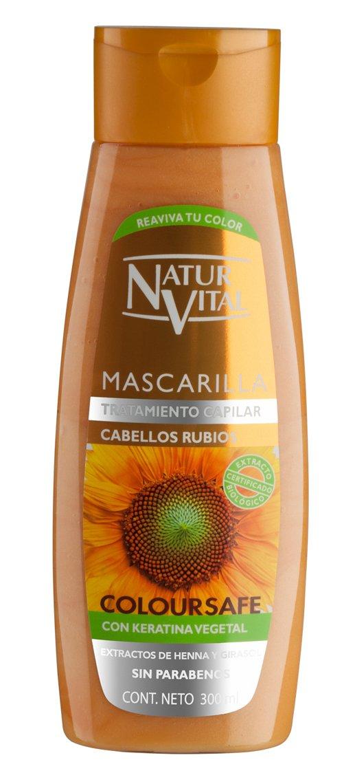 Naturaleza Y Vida Coloursafe Rubio Masque 8414002076529
