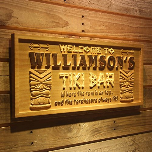 Personalized Bar Decor - 6