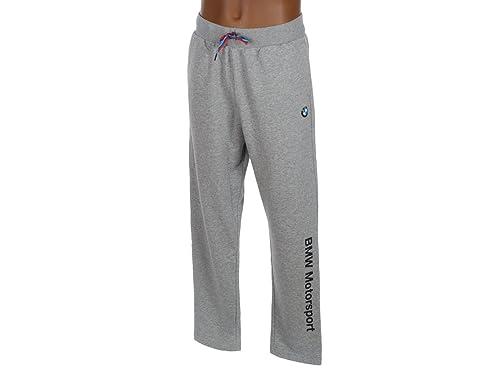 Puma-Bmw msp-Sudadera grc pant-Pantalón de chándal gris Talla:XL ...