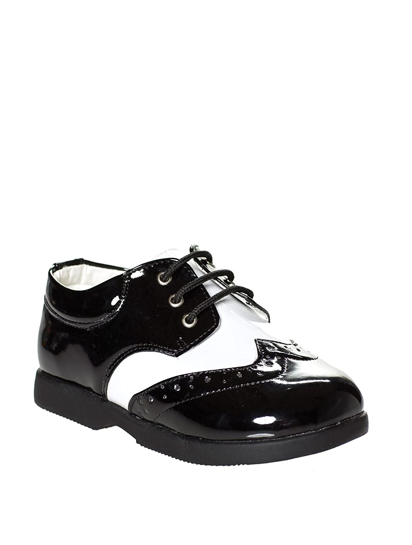 182e565dfef72 Paisley of London, Boys Black & White Shoes, Baby Boys Shoes, Page Boy  Shoes, Infant 1 - Infant 8