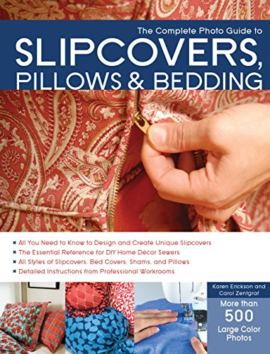 Half Slipcover (The Complete Photo Guide to Slipcovers, Pillows, and Bedding)