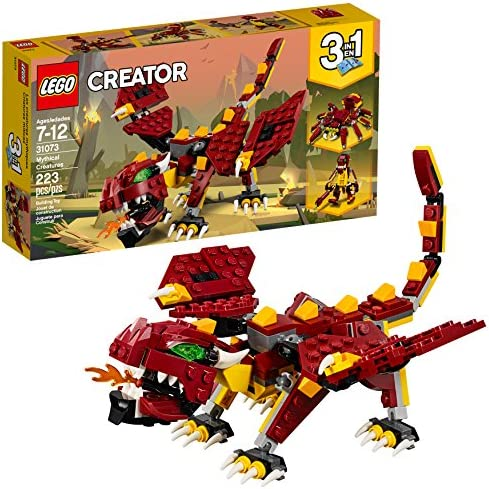 LEGO Creator Mythical Creatures Building product image
