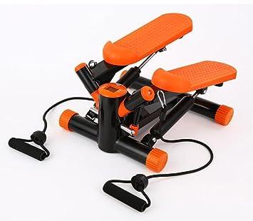 XIXI Máquinas de ejercicios Steppers Pinzas Pedales Mini Steppers Silencer Escalas Cables de alambre Adelgazamiento de los gimnasios caseros: Amazon.es: ...