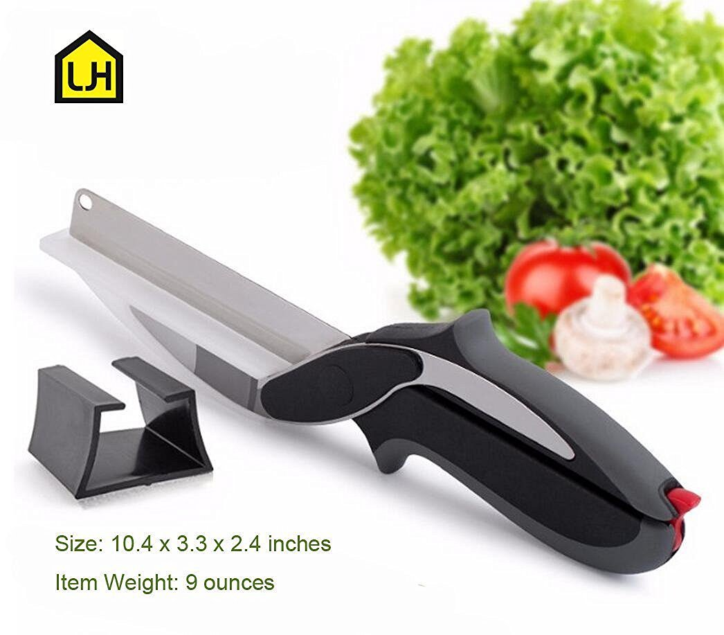 2-in-1 Food Chopper - Replace your Kitchen Knives and Cutting Boards Wuhan Lijiuhe Maoyi
