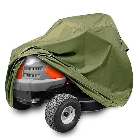 NICEWL Segadora Tractor Cubierta-Impermeable UV Protección ...