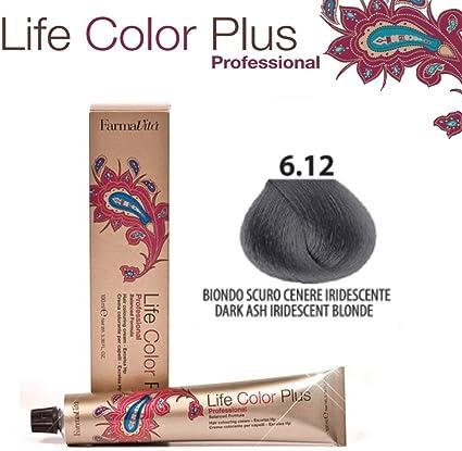 FarmaVita Life Color Plus Tinte Capilar 6.12-90 ml