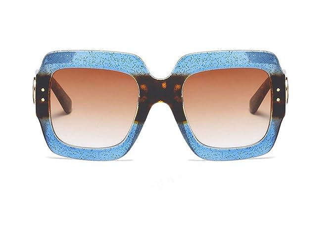 9bb58af36e zhbotaolang Oversized Gafas De Sol Cuadrado Aaviador Grandes Lujo para  Mujer Hombre Unisex Fiesta Retro Vintage El Plastico: Amazon.es: Ropa y  accesorios