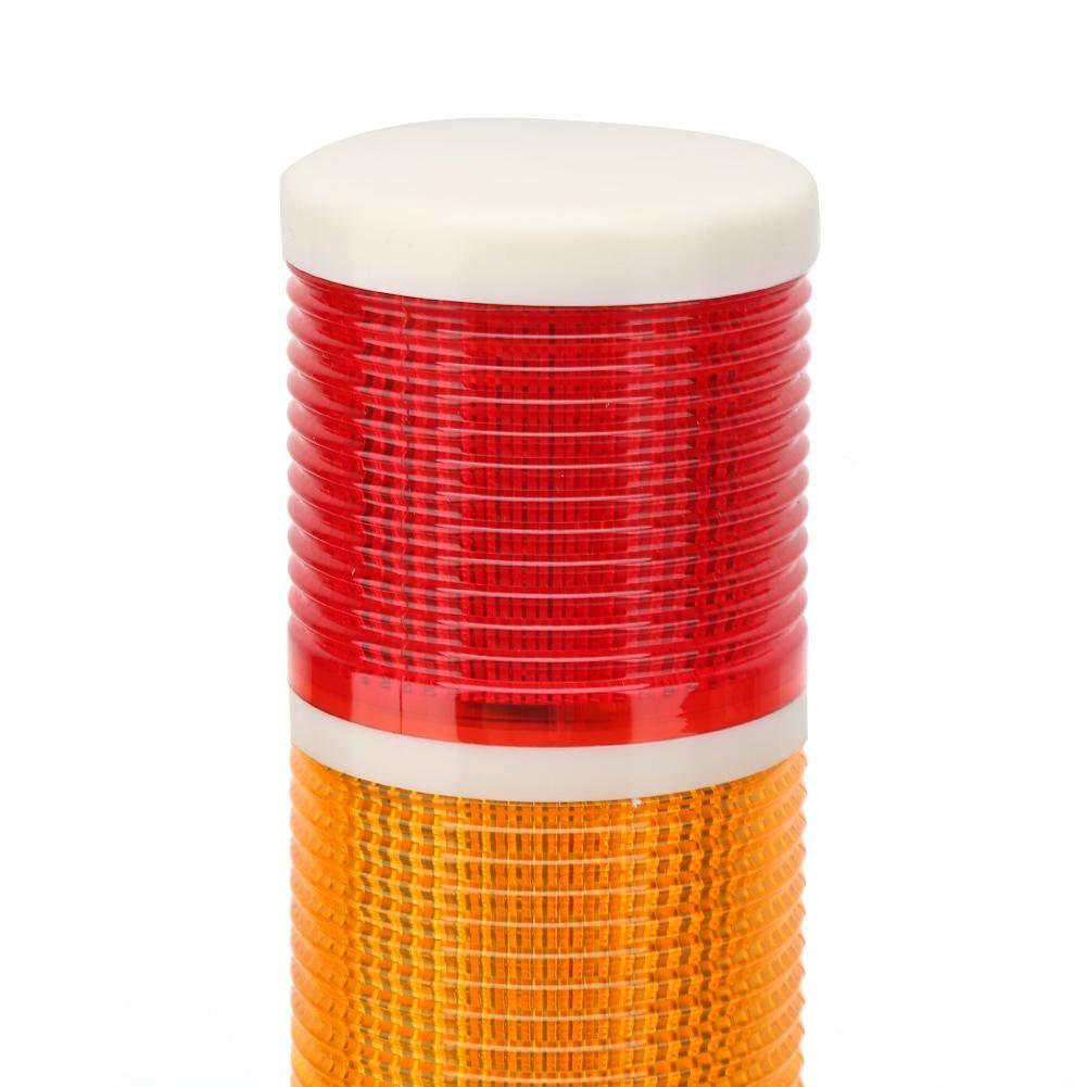 verde di/ámetro de la l/ámpara de advertencia de m/áquina: 70 mm 24 V 230 V 1 clase de protecci/ón: IP65 Columna de se/ñalizaci/ón industrial TL70 LED rojo