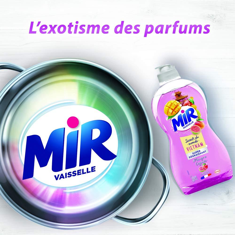 Mir, Lavavajillas Líquido Secretos del Mundo Vietnam Mango y ...