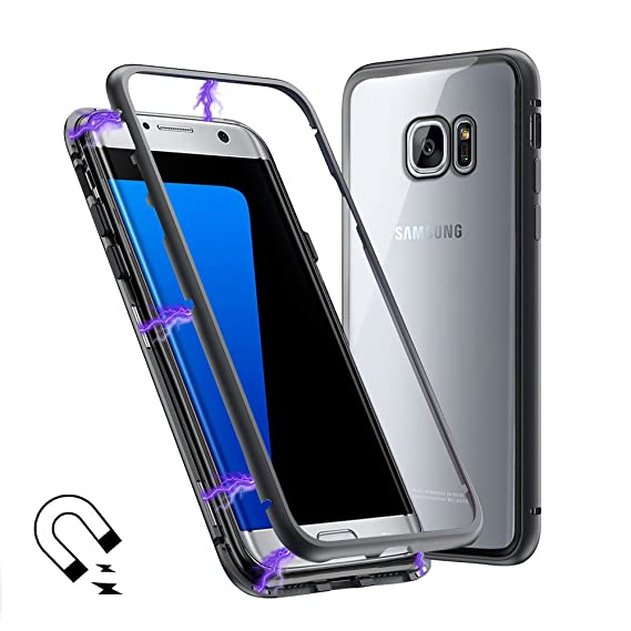 Samsung Galaxy S7 Edge CaseRedHoney Upgrade Magnetic Cell Phone Case Ultra Thin