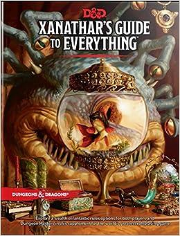 Xanathar's Guide To Everything por Wizards Rpg Team epub
