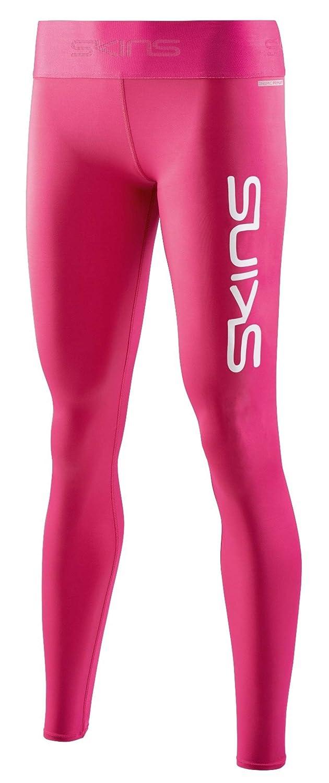 SKINS(スキンズ)レディース ロングタイツ DNAmicPrimaryコンプレッション (Pink Logo) ロングタイツ (Pink (吸汗 速乾) [並行輸入品] Small Small B07J3XQGH6, WEING:a0b7bd72 --- cgt-tbc.fr