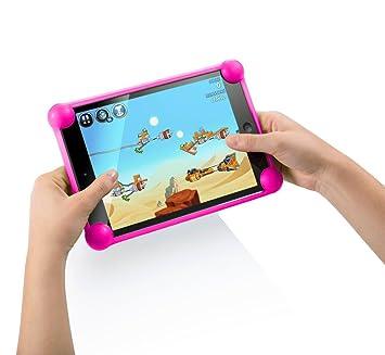Funda tablet silicona universal compatible con cualquier tablet de cualquier tamaño como 7