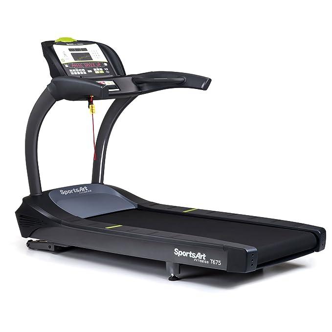 sportsart Estado T675 cinta de correr running máquina ejercicio ...