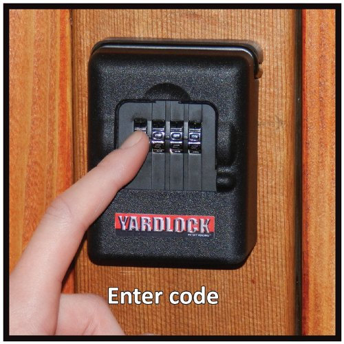 Yardlock Keyless Wood Gate Combination Lock (Wood Gate Locks)